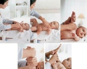 craniosacral for a baby